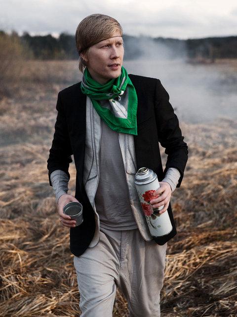 Vasily Barkhatov for Esquire Russia 2010