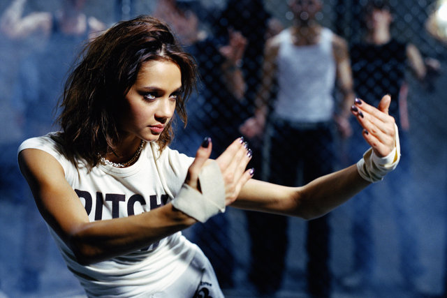 Alina Kabaeva & Irina Tchachina for Vogue Russia 2004
