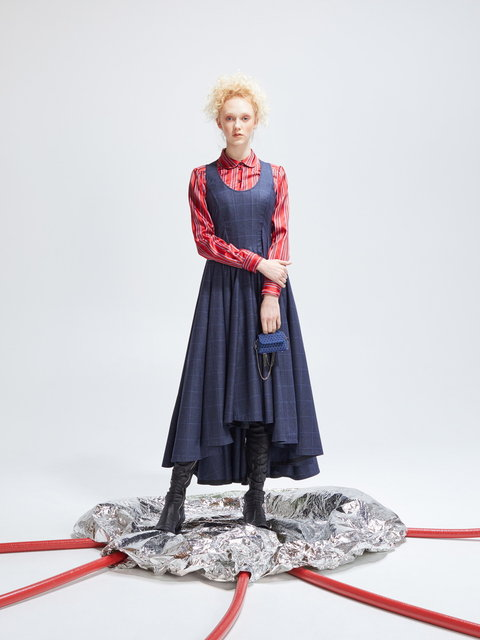 Lena Lumelsky AW2019/20 Look Book