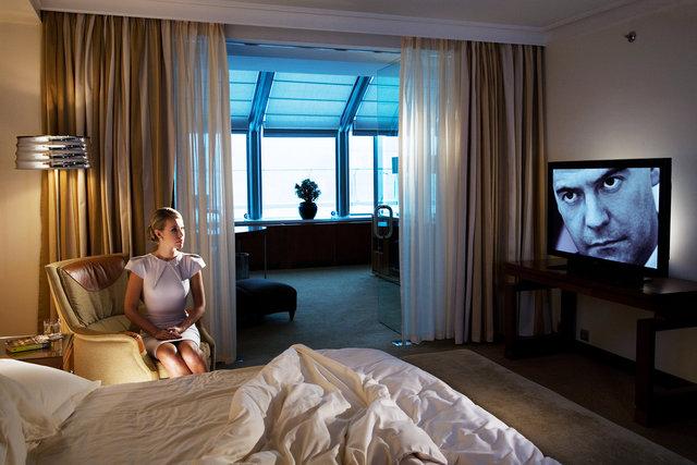 Ksenia Sobchak for Harper's Bazaar 2008