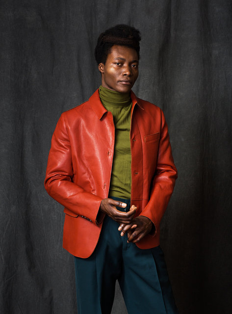 Benjamin Clementine for Esquire Russia 2016