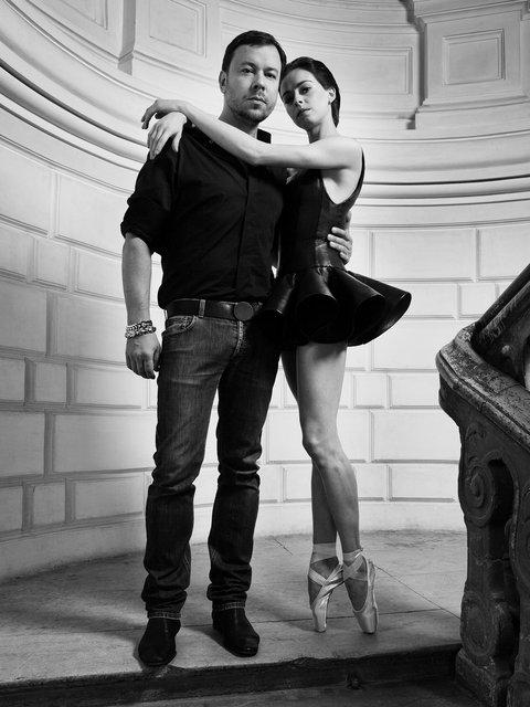 Igor Chapurin & Ekaterina Krysanova