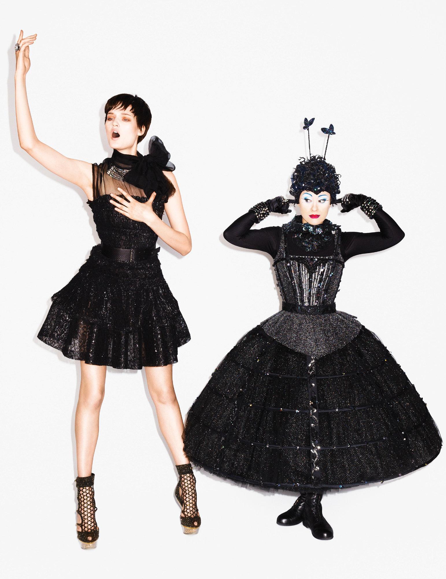 Vogue Ukraine 2013/12