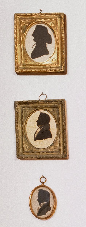 Ancestor silhouettes detail