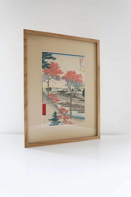 La colline de Meguro (1891)