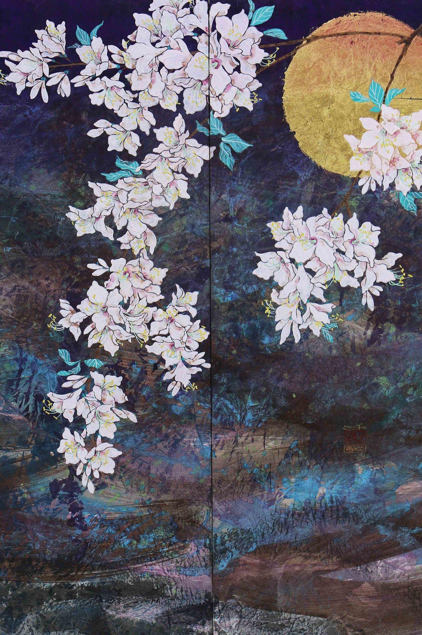 Kazuko Shiihashi - Le vent tourbillonnant