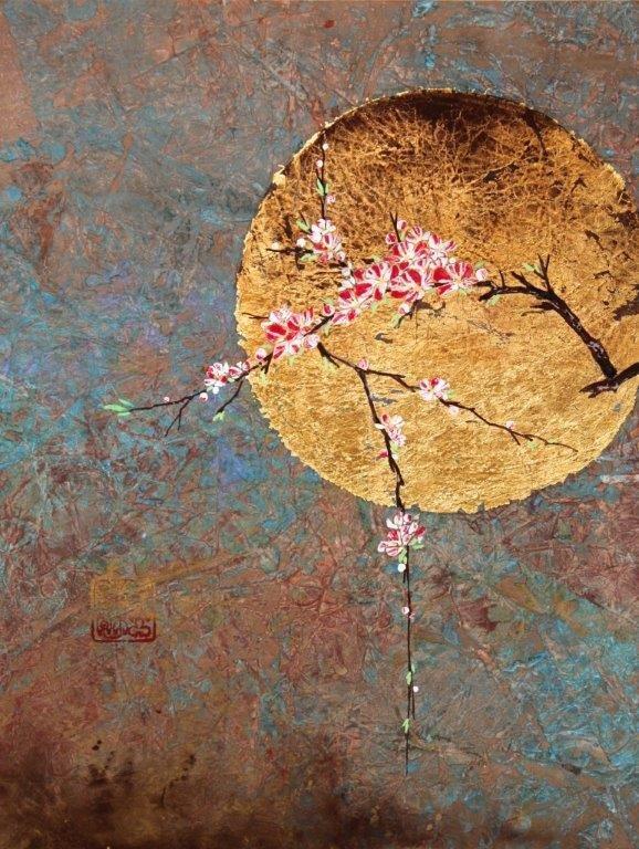 Kazuko SHIIHASHI - Fleurs célestes
