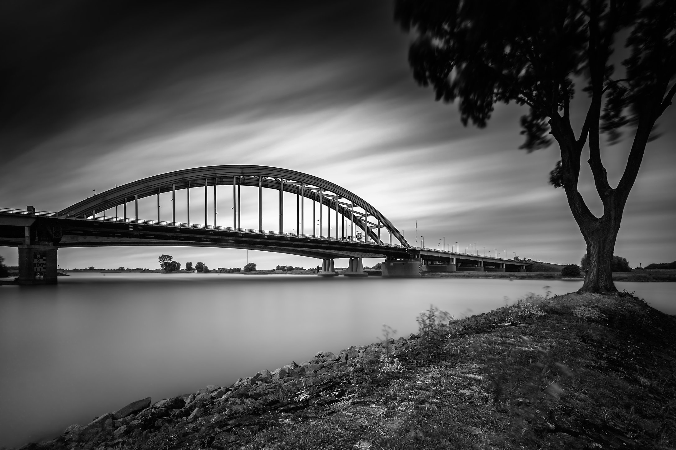 Viaanse brug (Long exposure)