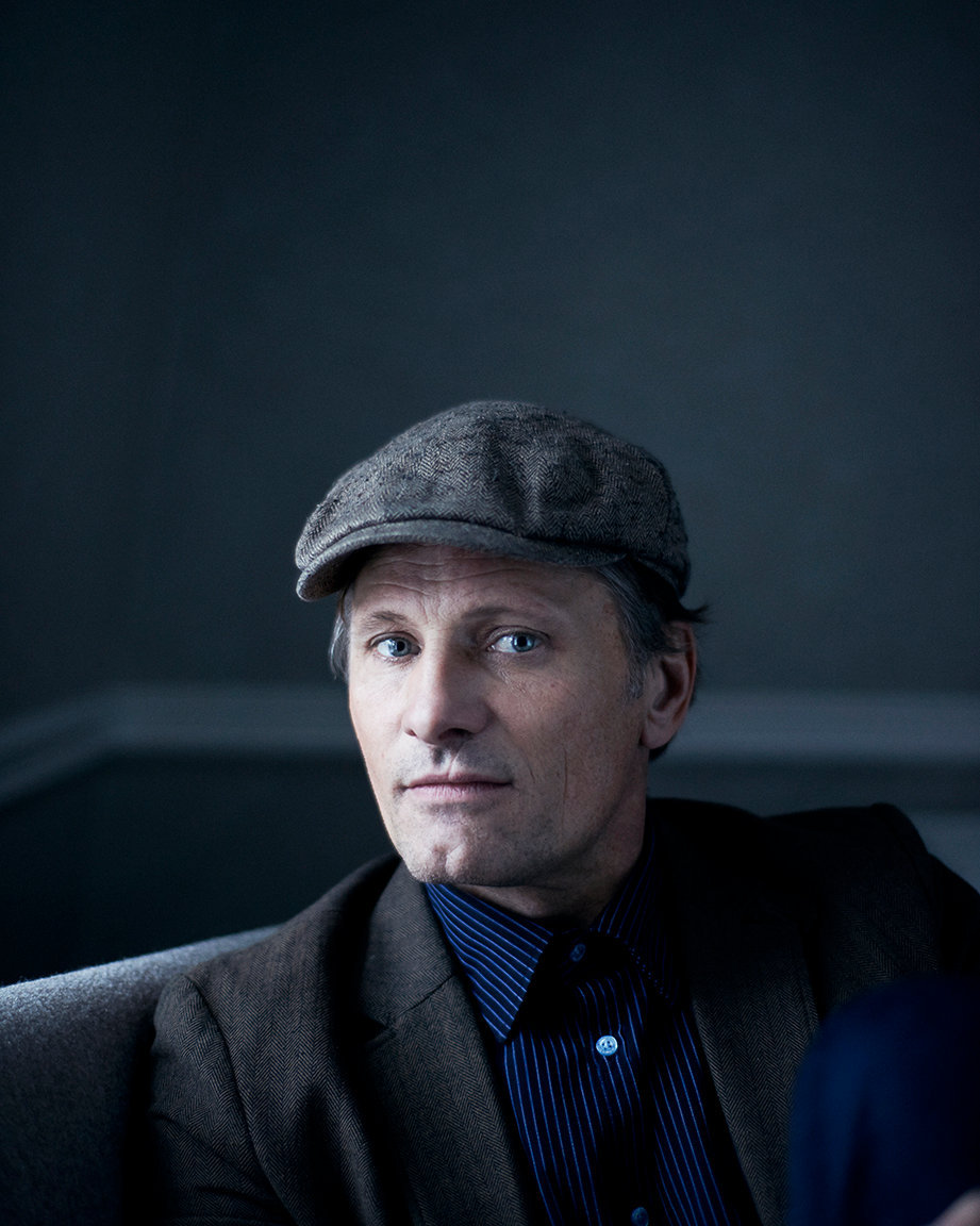Viggo Mortensen - Telegraph Review