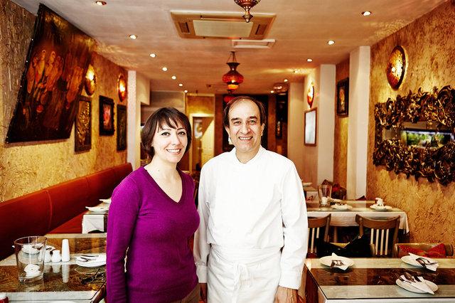 Persia Restaurant, Cricklewood Broadway