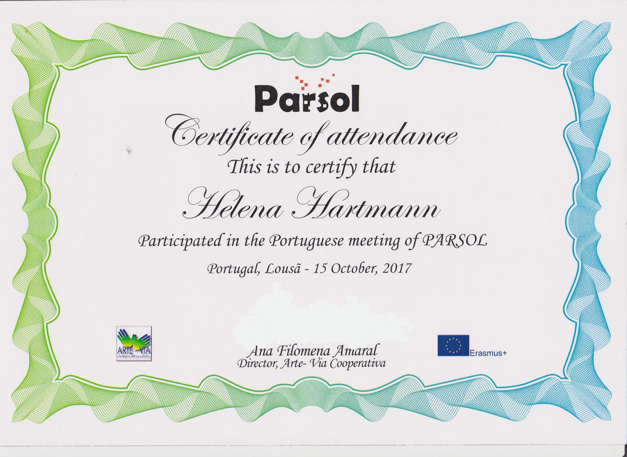 Certificate of Attendance Lousa - Helena Hartmannneu.jpg
