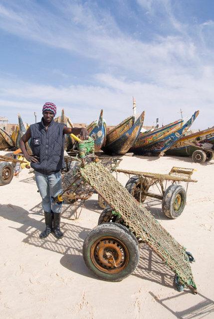 Mamadou, 27, Mali.