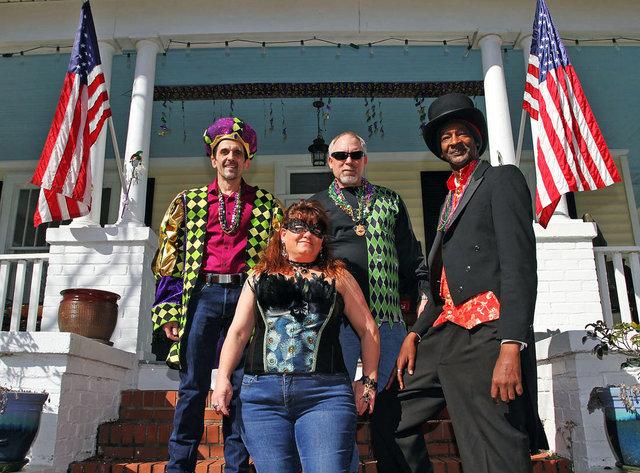 Mardi Gras = New Bern NC