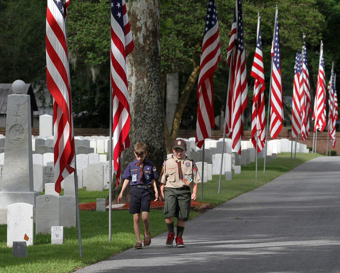 Remembrance Day - New Bern NC