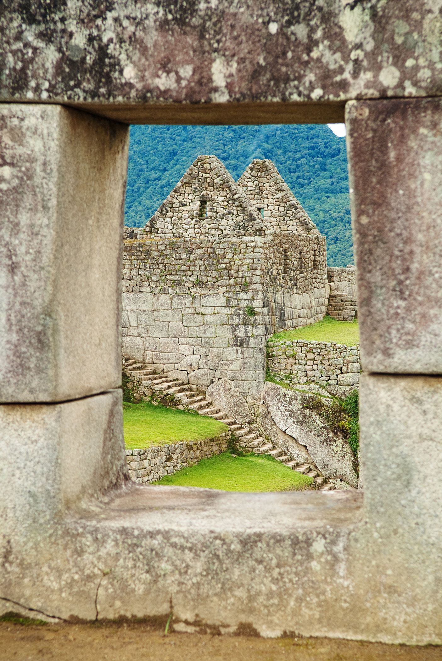 Room with a view - Machu Pichu
