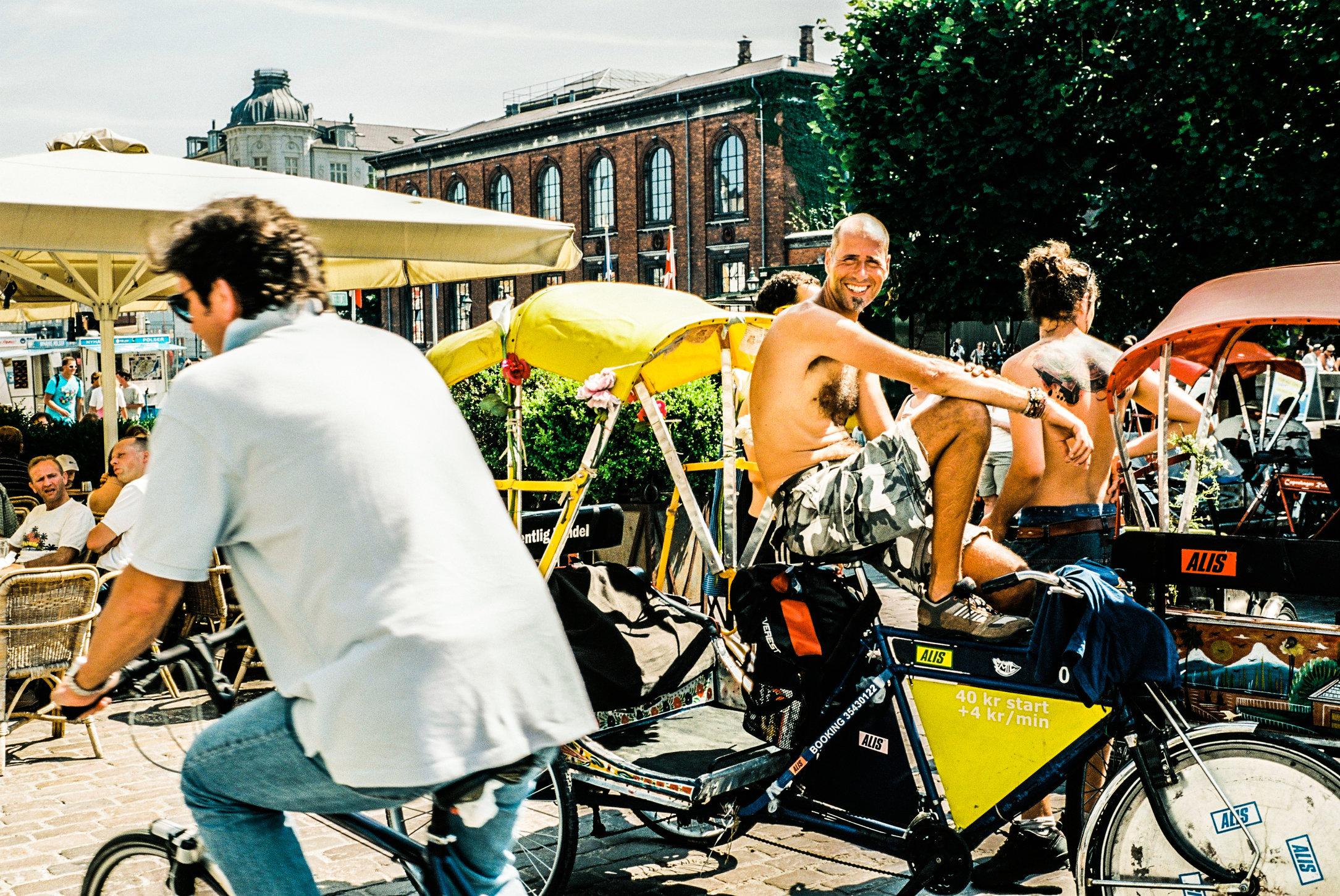 Copenhagen, Denmark. 2009.