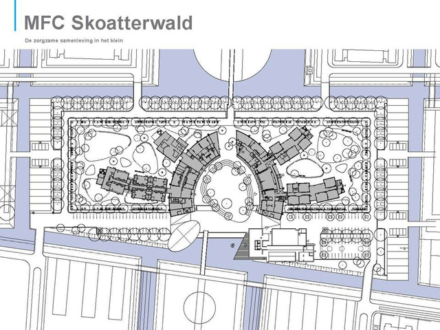MFC De Spil Skoatterwald Heerenveen