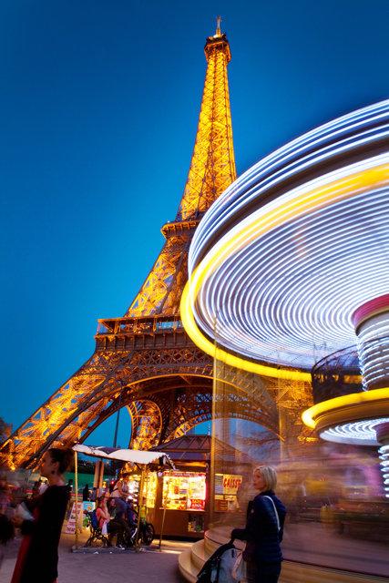 Eiffel Tour Night I