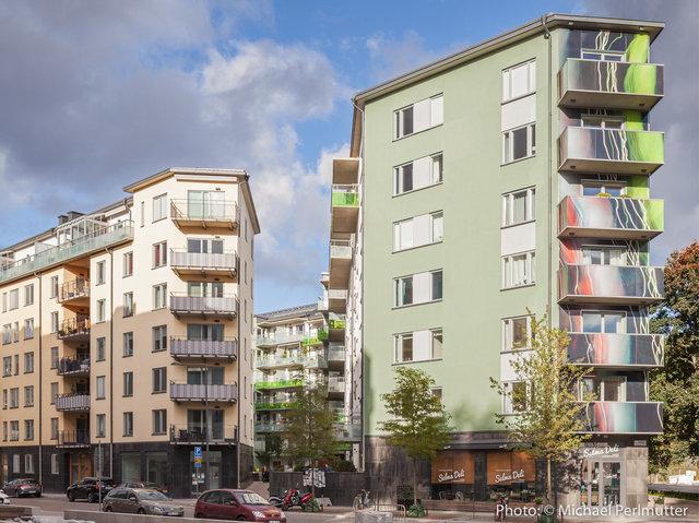 Gotska Sandön, Norra Djurgårdsstaden, Stockholm