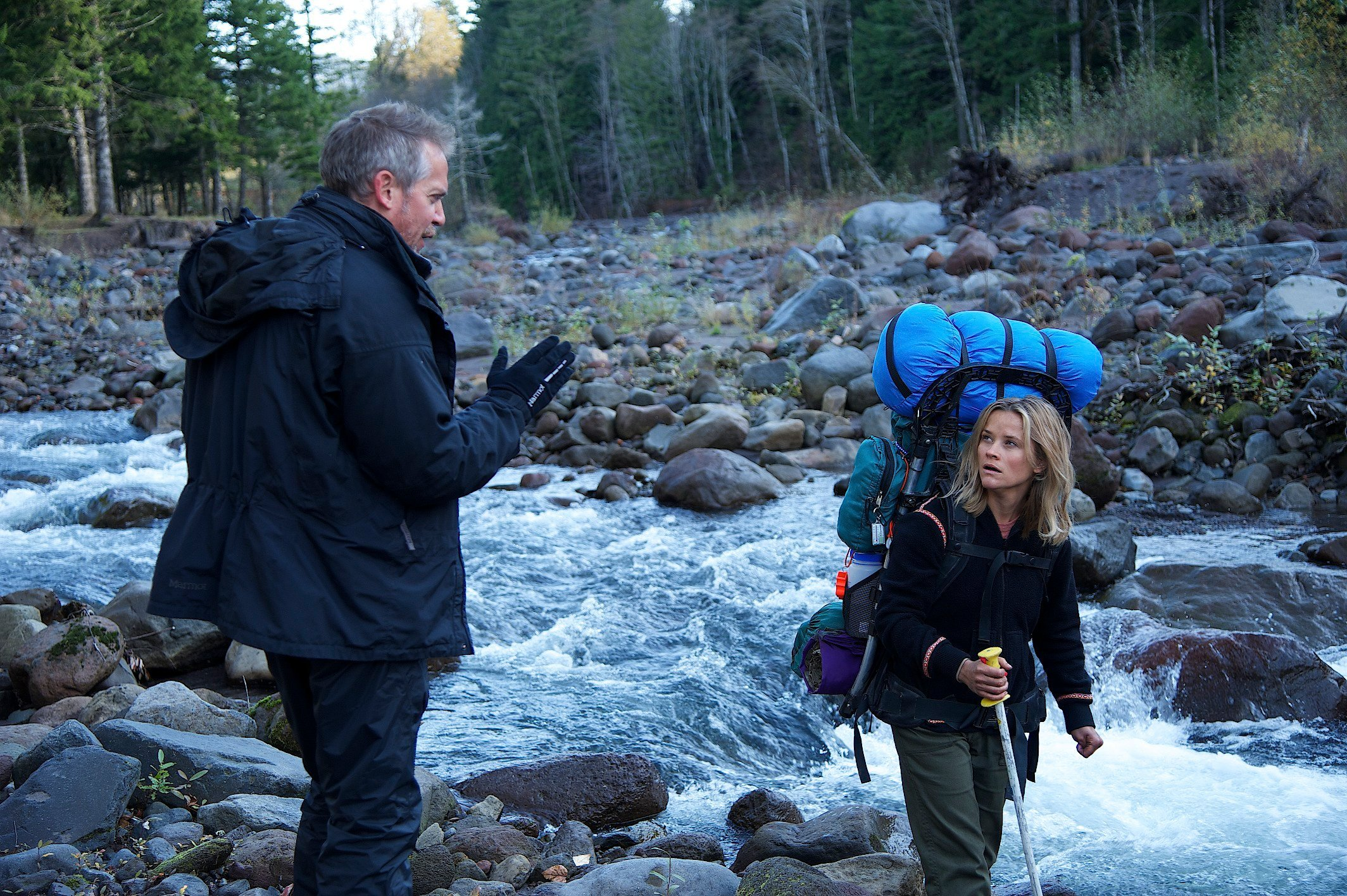 Director Jean-Marc Vallee & Reece Witherspoon