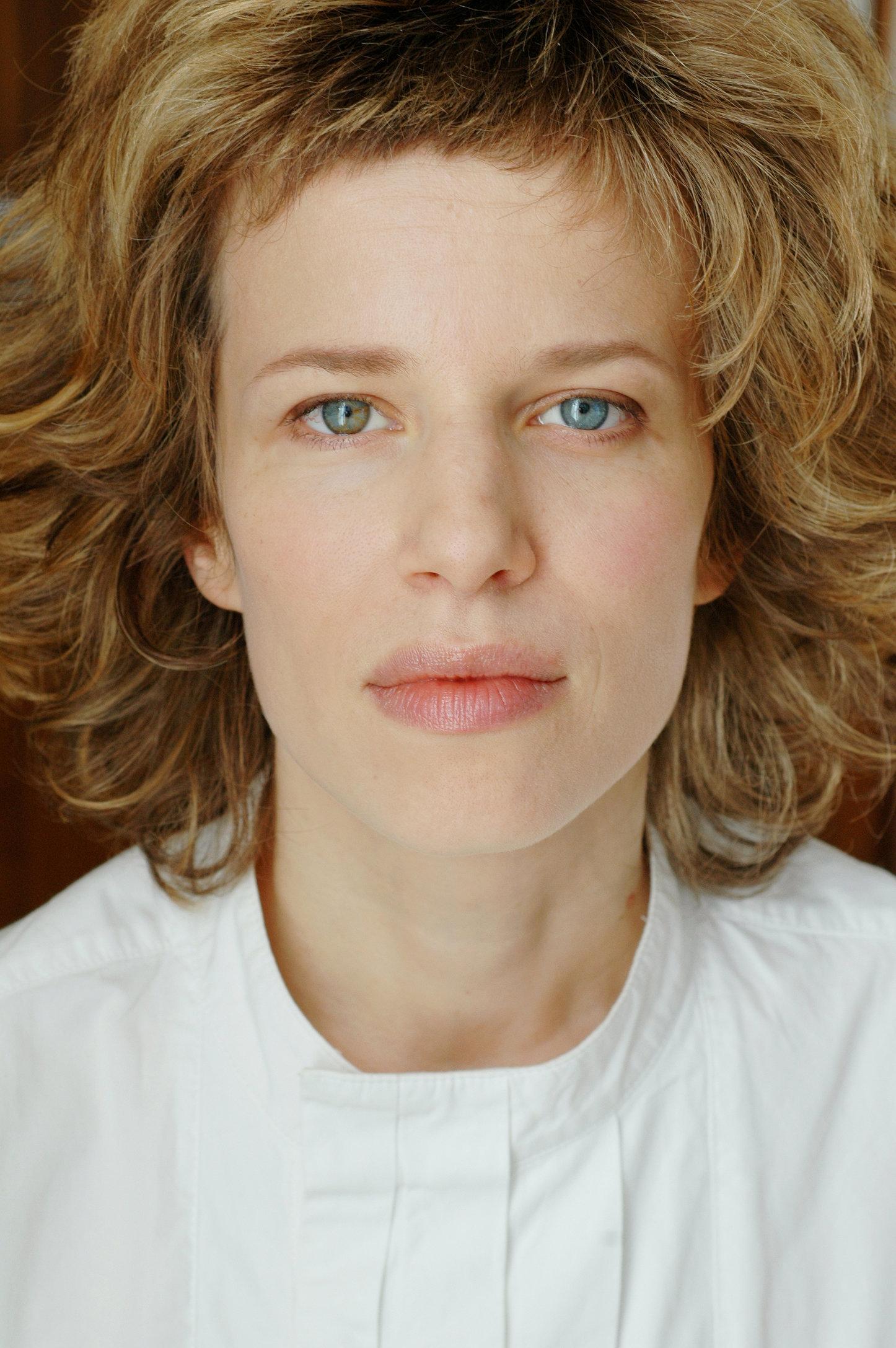 Sonia Bergamasco. Actress, musician