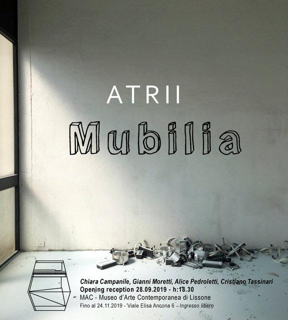 ATRII / Mubilia
