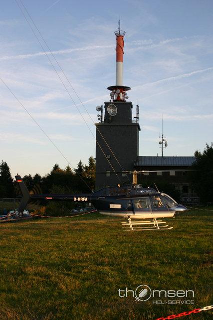 Großer Feldberg im Taunus, Feldberg Heli-Event, thomsen Heli-Service-9.jpg