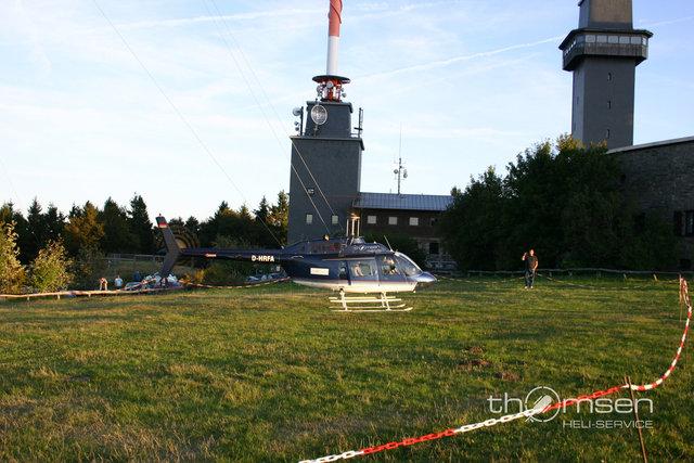 Großer Feldberg im Taunus, Feldberg Heli-Event, thomsen Heli-Service-10.jpg