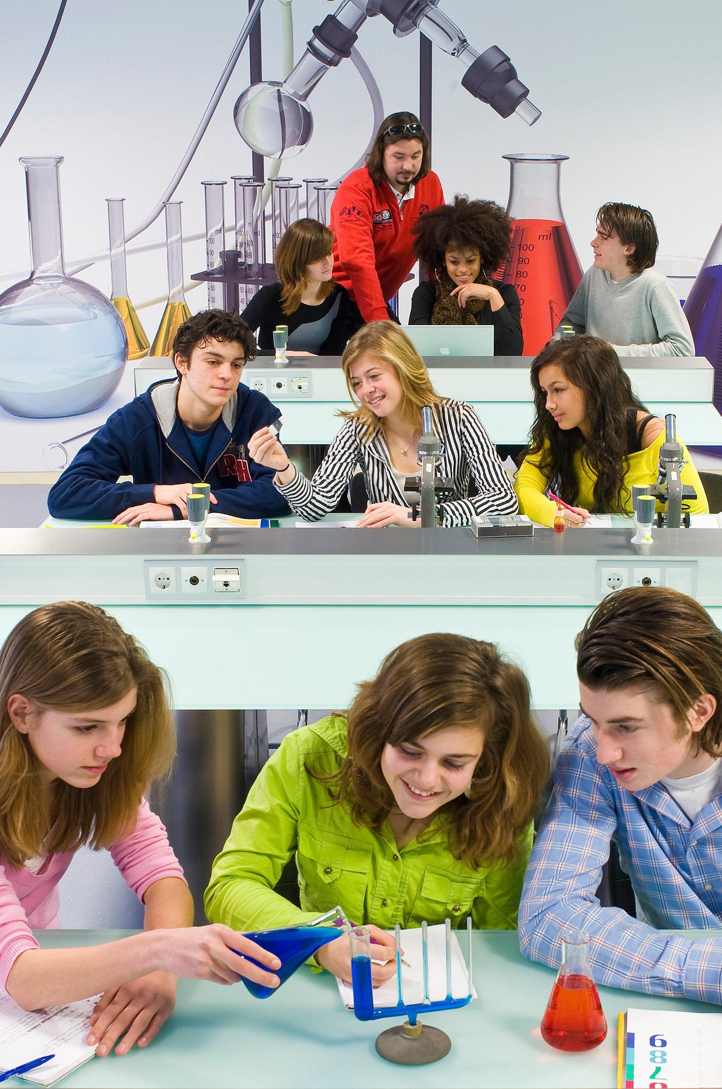 Opdrachtgever: Stalad schoolmeubelen