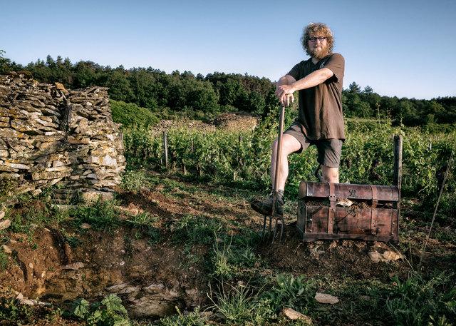 Sylvain Pataille ou la richesse des terroirs