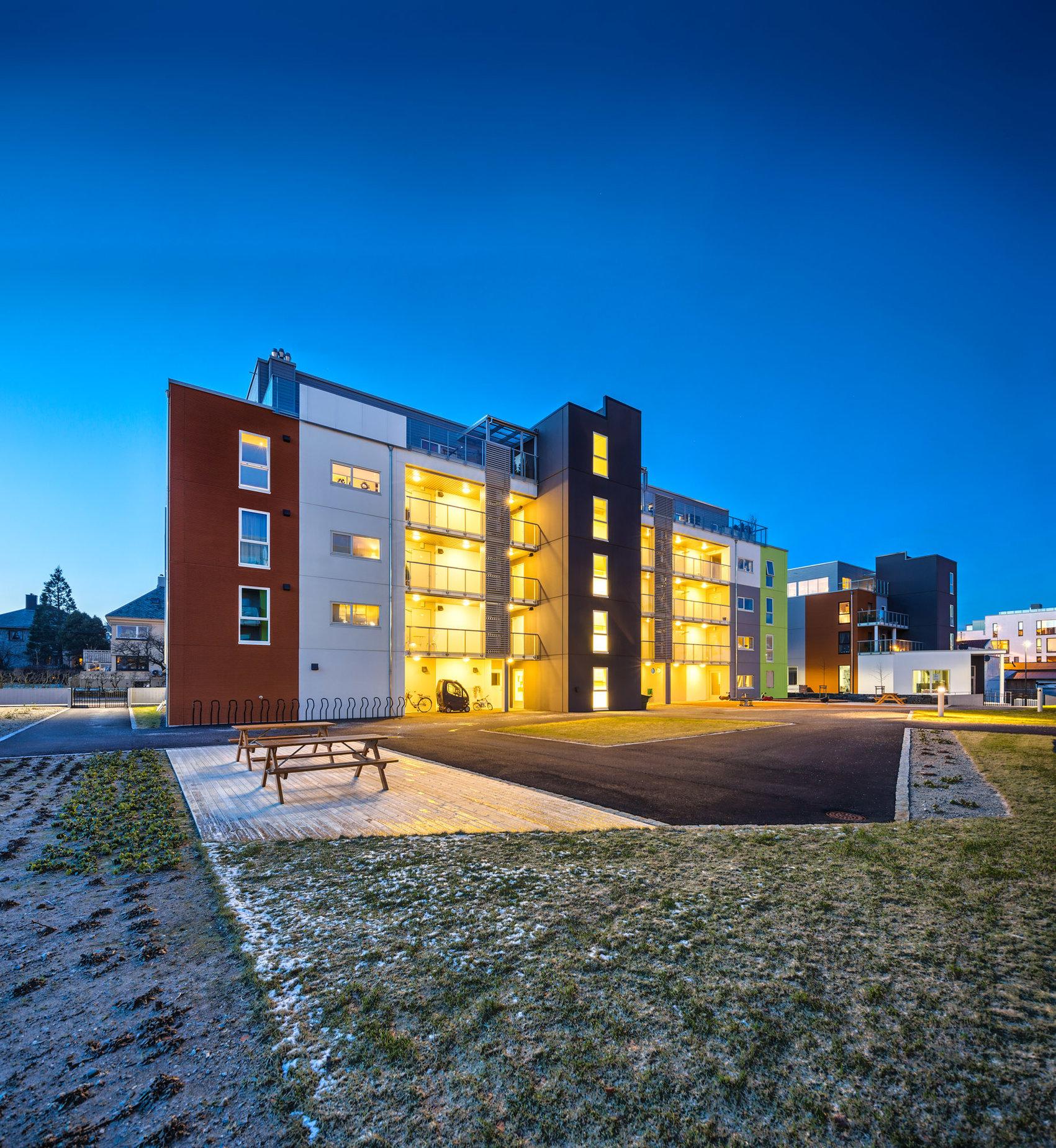 Arkitektkontoret Stav