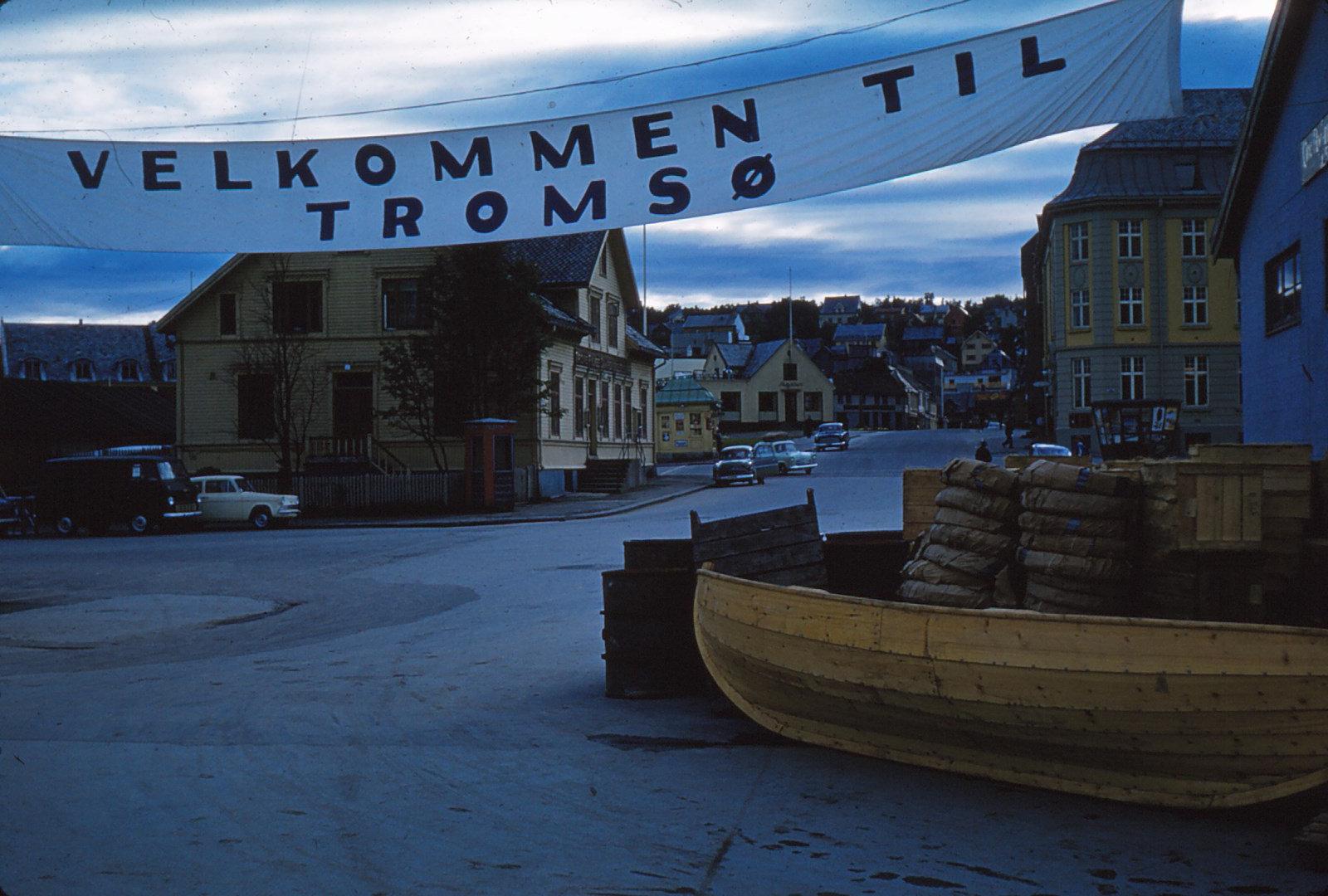 864 (12) Welkom in Tromsø