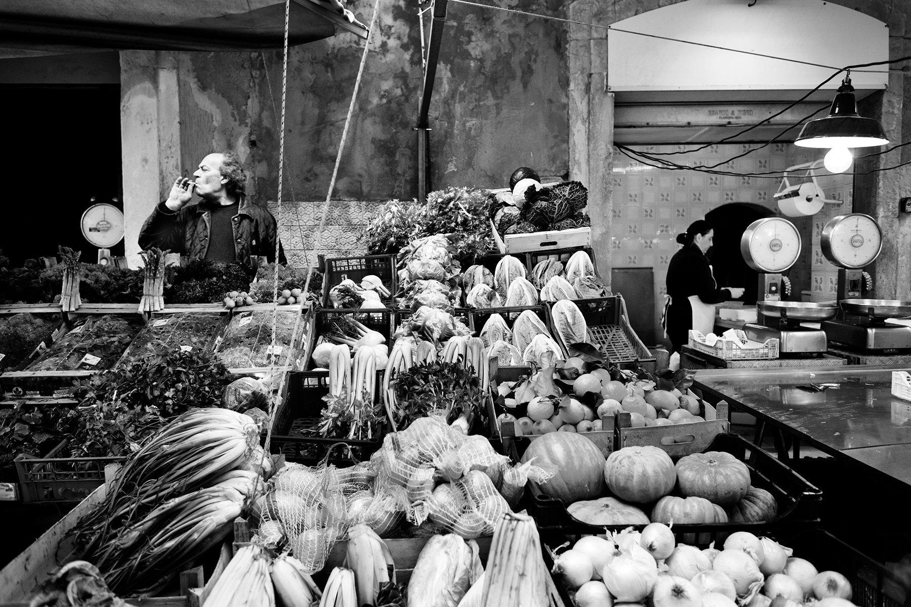 Siracusa Market, Sicily