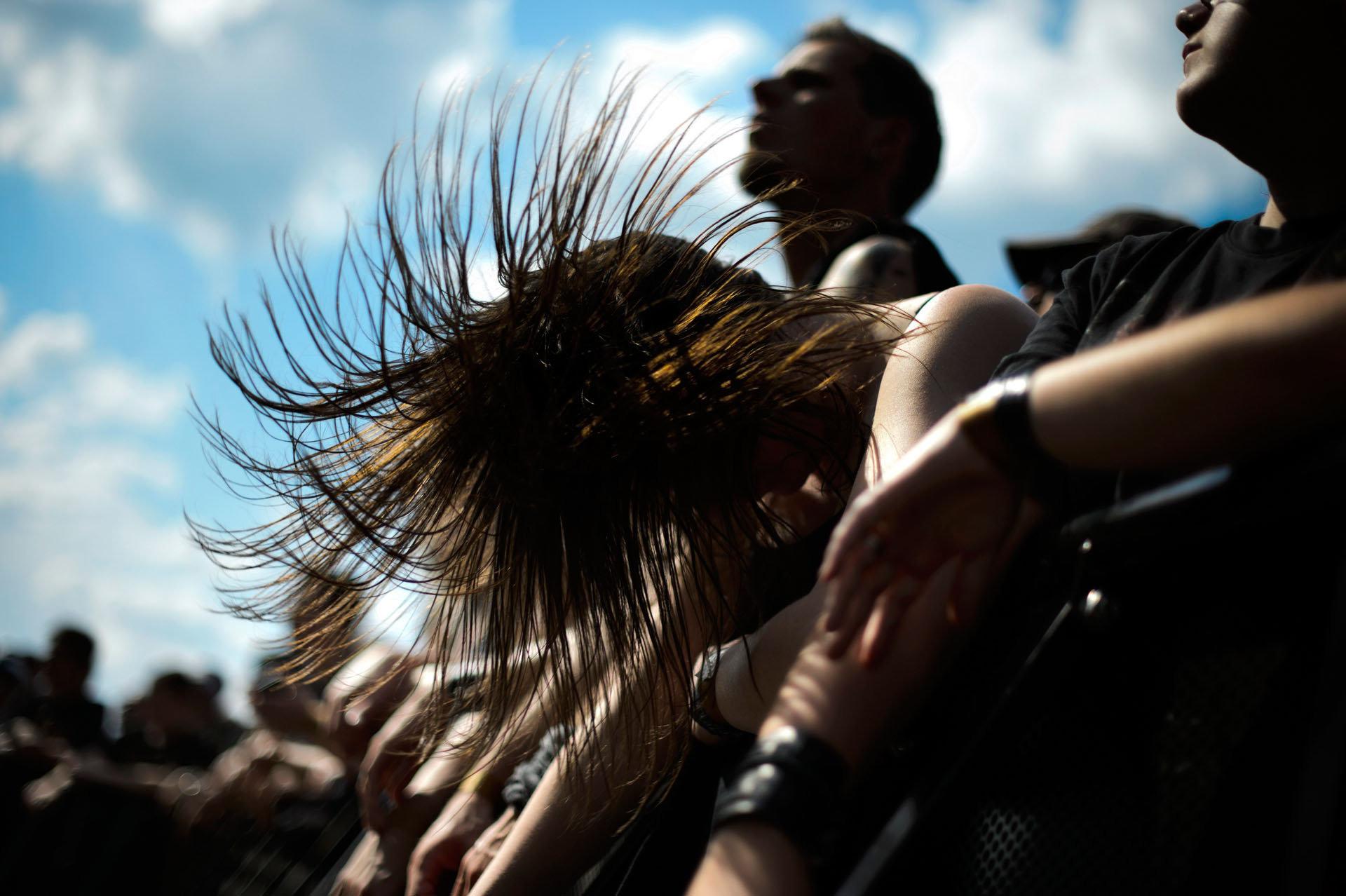 Sonisphere Festival - Yverdon - 2012