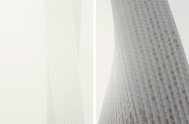 Sandstorm - Cayan Tower