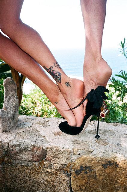 Cinderellas, Costa Paradiso, 2016.jpg