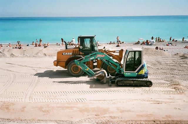 beach, Nice, 2010.jpg