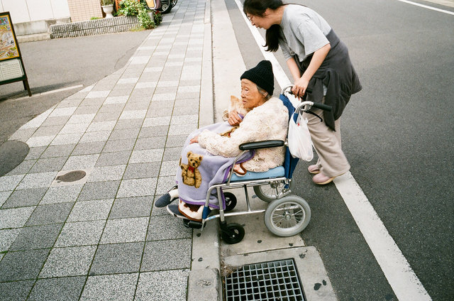 glances lengths, Kyoto, 2014.jpg