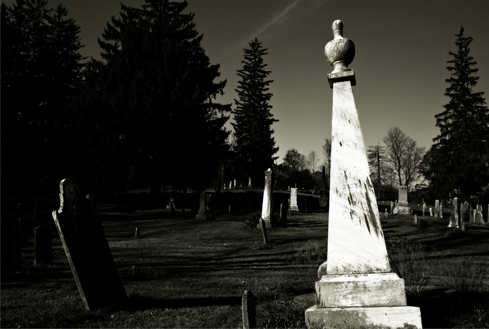 Austerlitz Graves