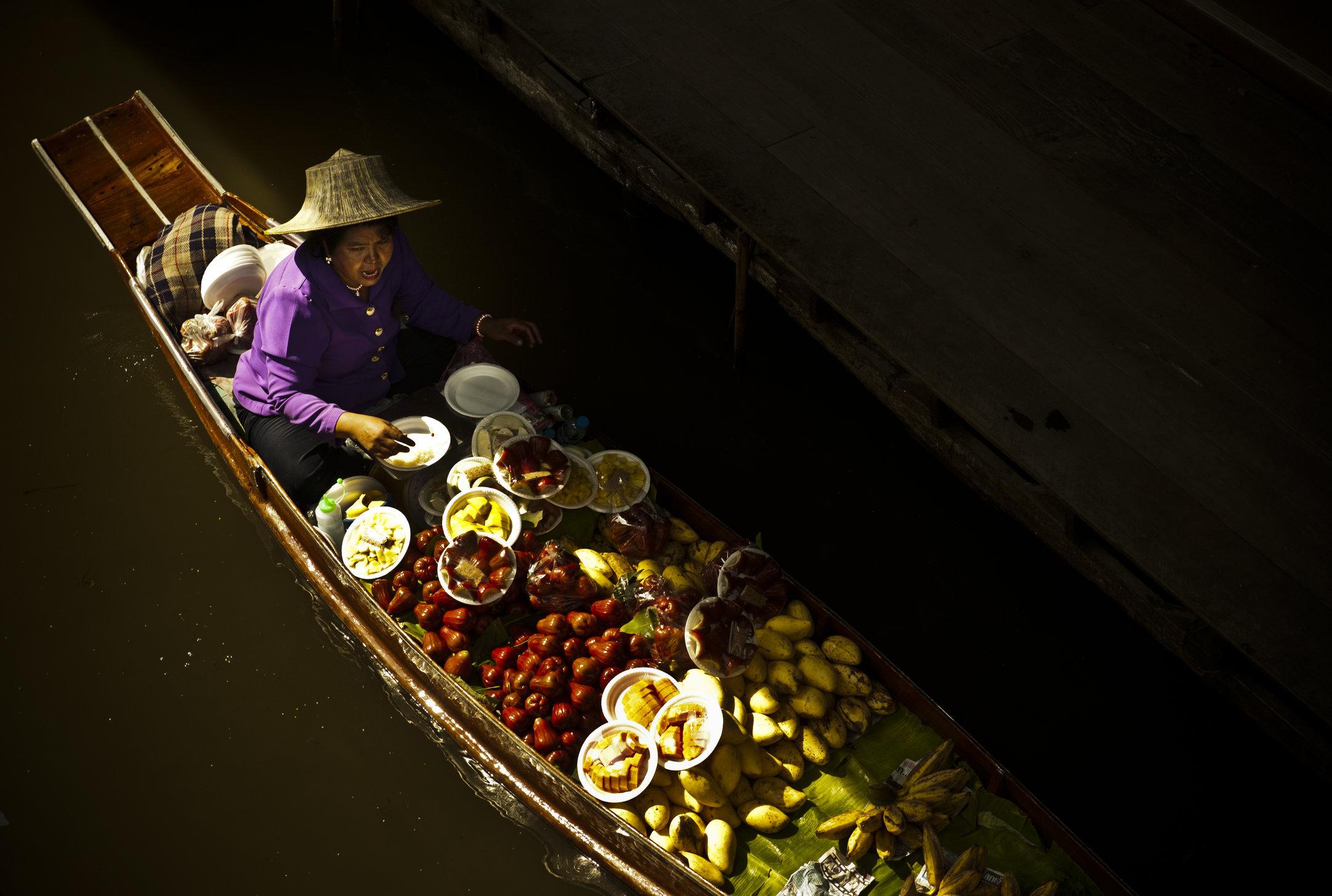 Bangkok, Thailand. 2012.