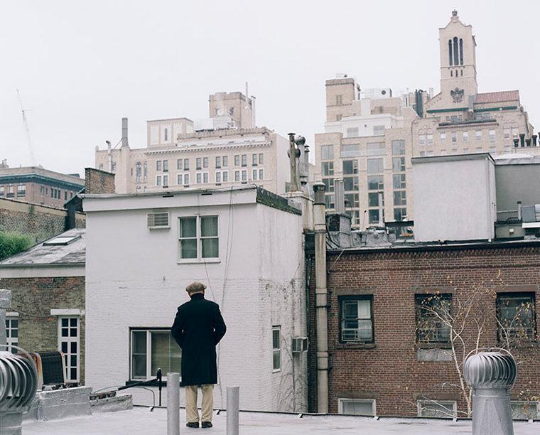 Duane Michals / New York