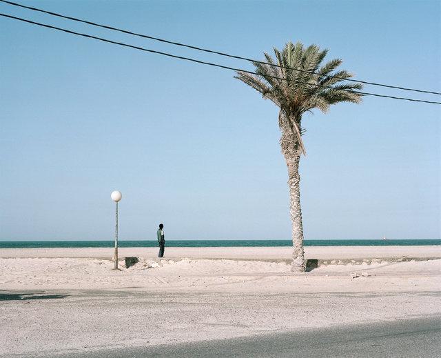 Achmed, 40, Sudan / Tunisia 2015