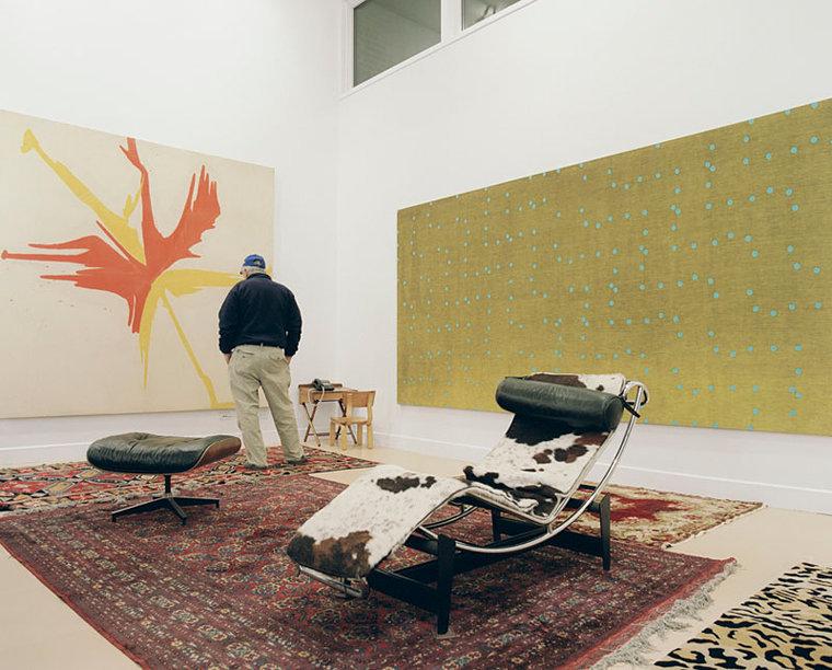 Frank Stella / New York