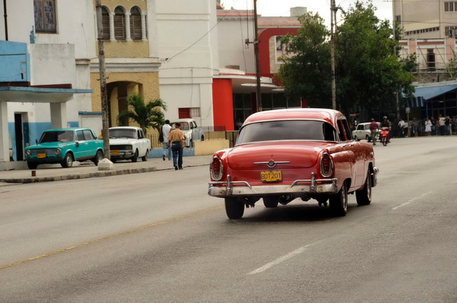 Red Mecury, Havana