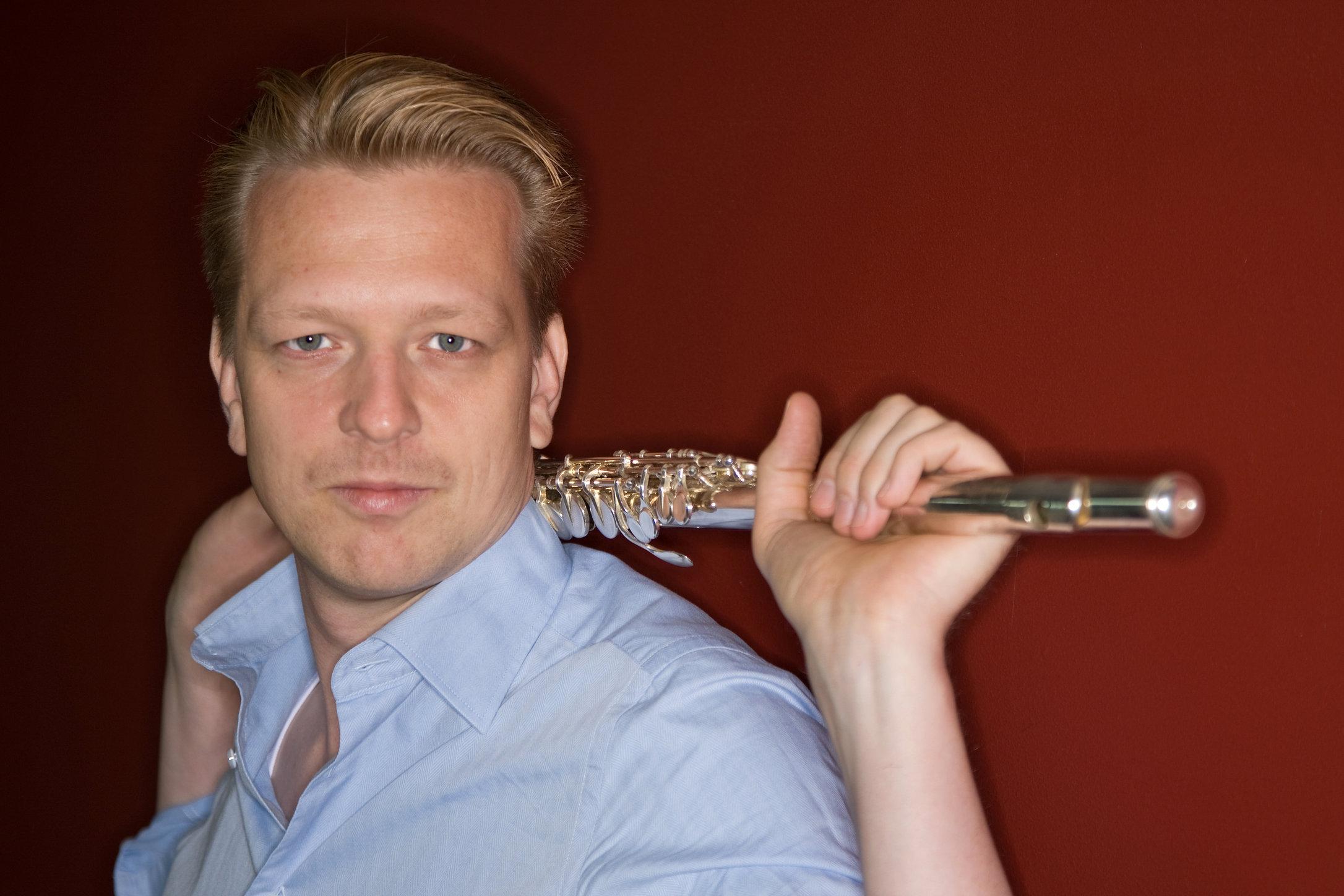 Han Litz flutist