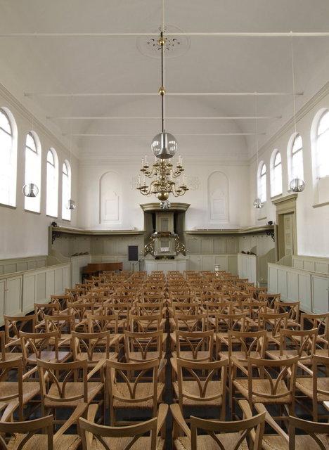 zwolle - schuilkerk doopsgezinde gemeente