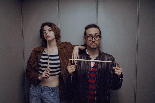 Charlotte Kemp Muhl & Sean Ono Lennon