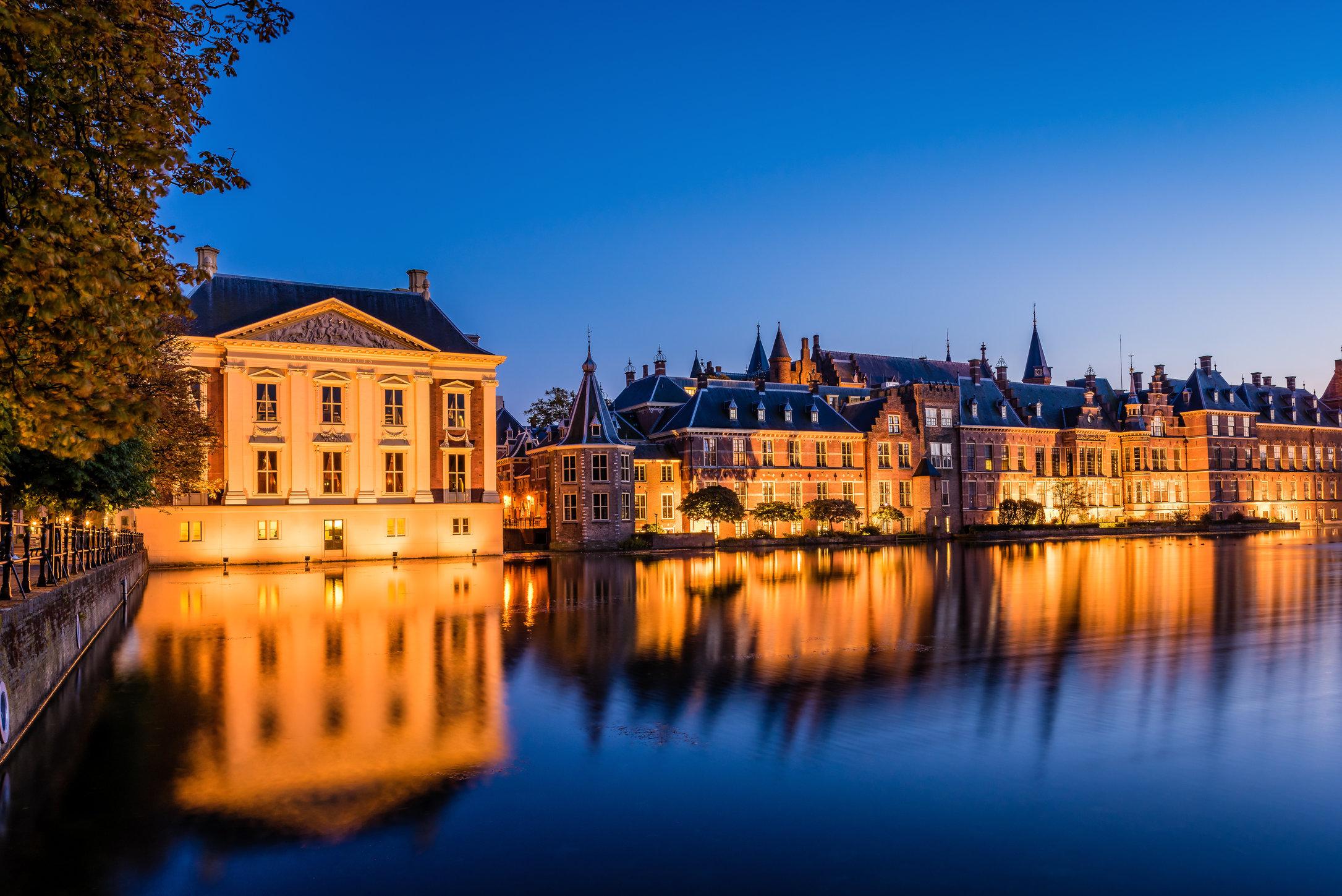 Hofvijver, Den Haag i.o.v. Locus/PropertyNL