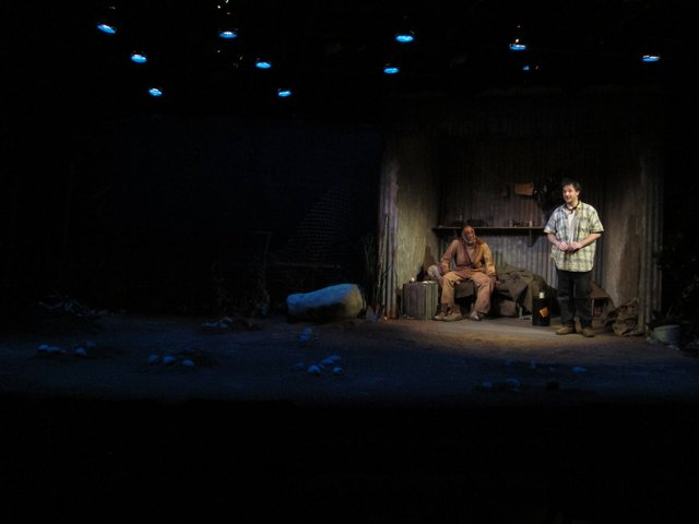 The Train Driver, Milwaukee Chamber Theatre