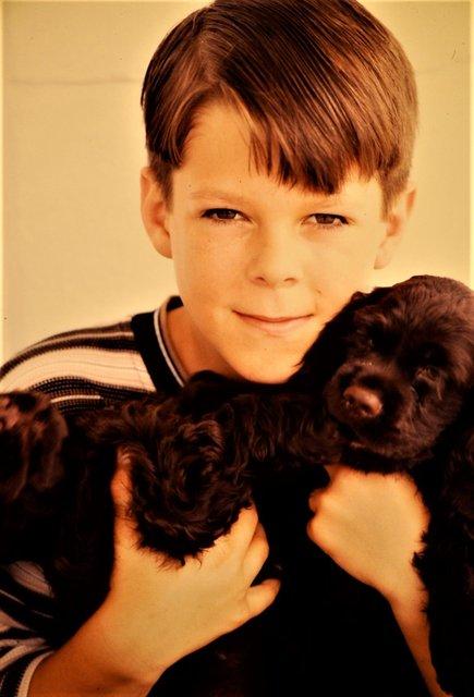JORDAN WATSON -  CHILDS COMMERCIAL SHOT